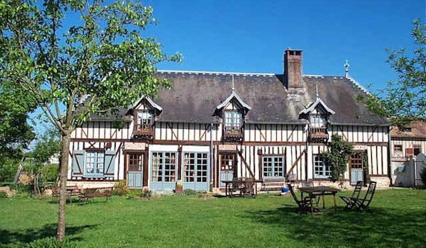 maison d'hotes a vendre dans le Calvados