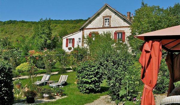 maison d'hotes a vendre Giverny, Eure