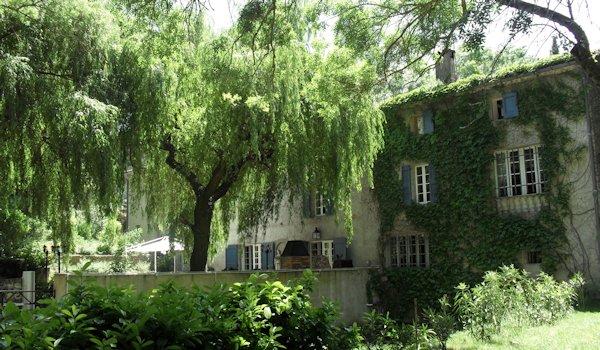 Chambres d'hôtes à vendre dans un moulin, Carcassonne (Aude)