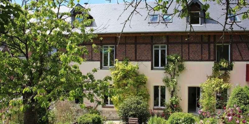 Maison d'hôtes à vendre en Normandie (Caudebec en Caux, Seine Maritime)