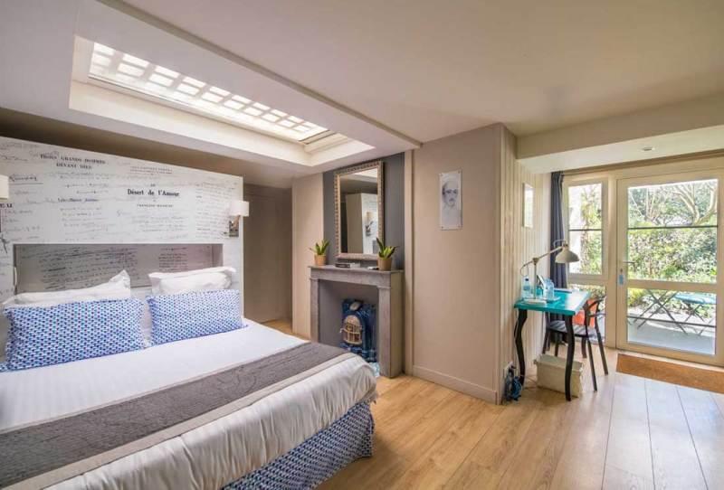 Vente chambres d'hôtes réputée en plein centre ville de Bordeaux