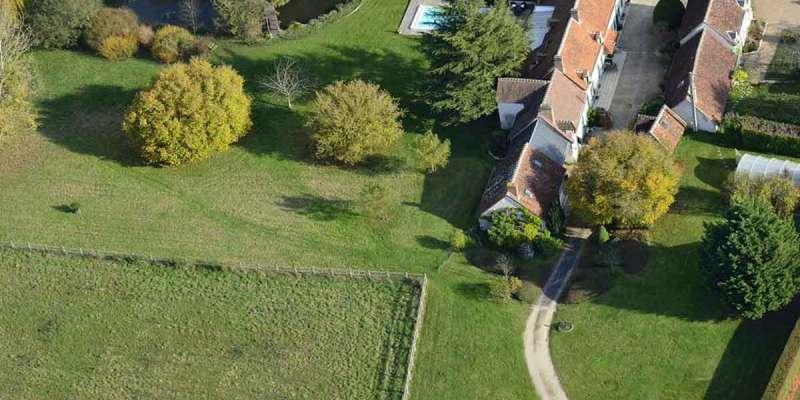 Maison d'hôtes de charme et gîte à vendre au cœur des Châteaux de la Loire
