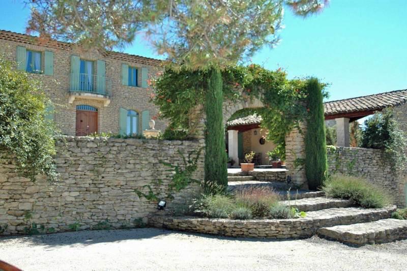 Maison d'hôtes à vendre dans le Luberon (Gordes, Vaucluse)