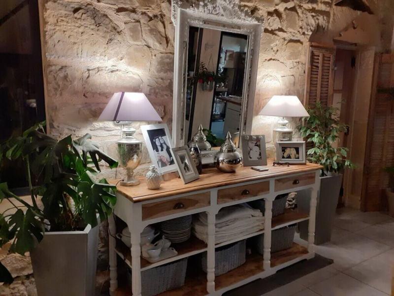 Maison d'hôtes à vendre à 10 minutes des gorges du Tarn (Intérieur, salle à manger)