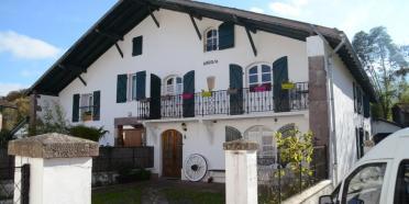 Maison d'hôtes à vendre au Pays basque (département das Pyrénées-Atlantiques en Nouvelle-Aquitaine)