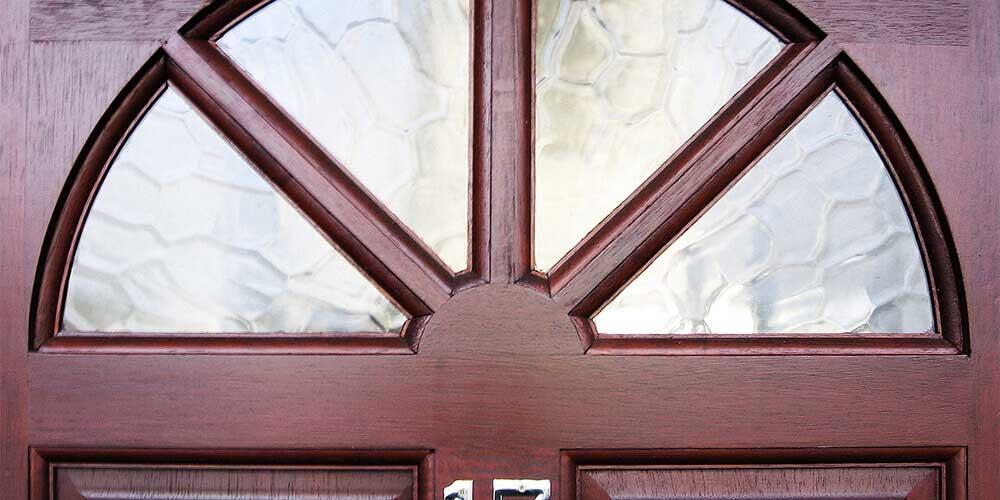 isoler une porte d entree