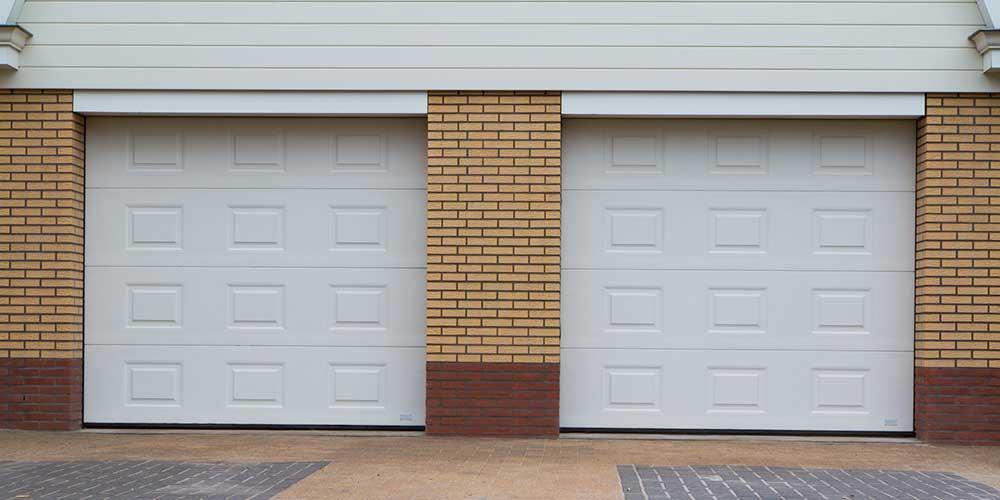 Dimensions dun garage double