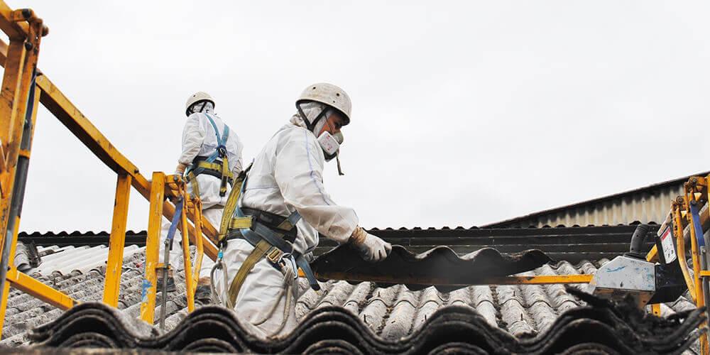 Renovation De Toiture En Fibro Ciment