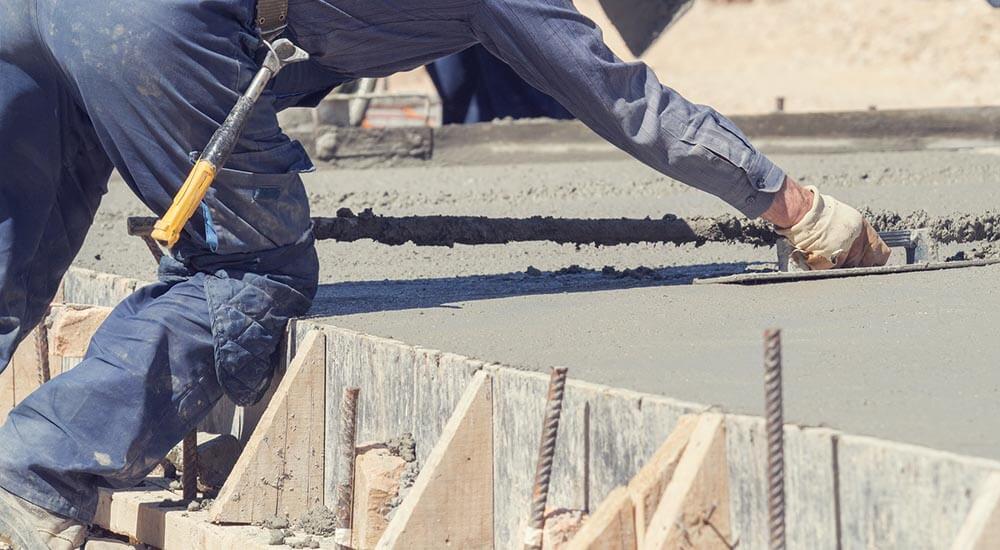 faire une dalle de beton prix et etape