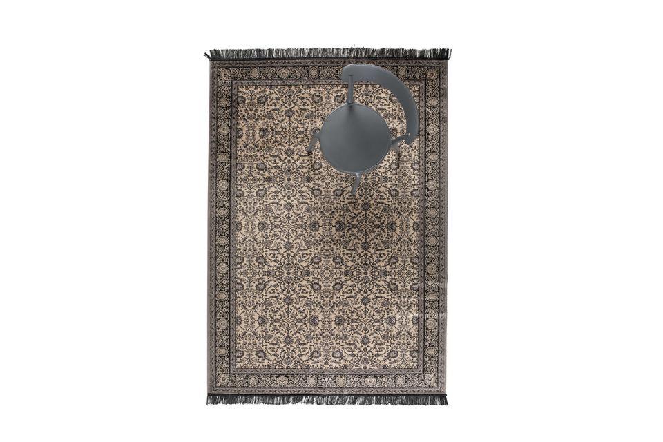 tapis bo 160x230 gris