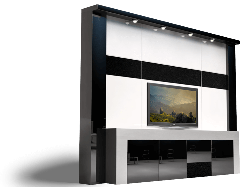 meubles home cinema sur mesure maison
