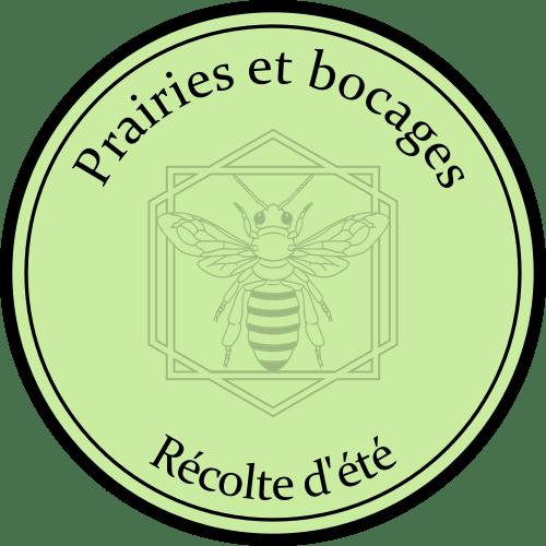Prairies et bocages - Miel d'été floral