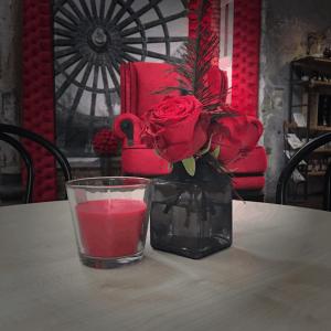 De Nacht Van Exclusief - La Brugeoise - Burlesque bloemen