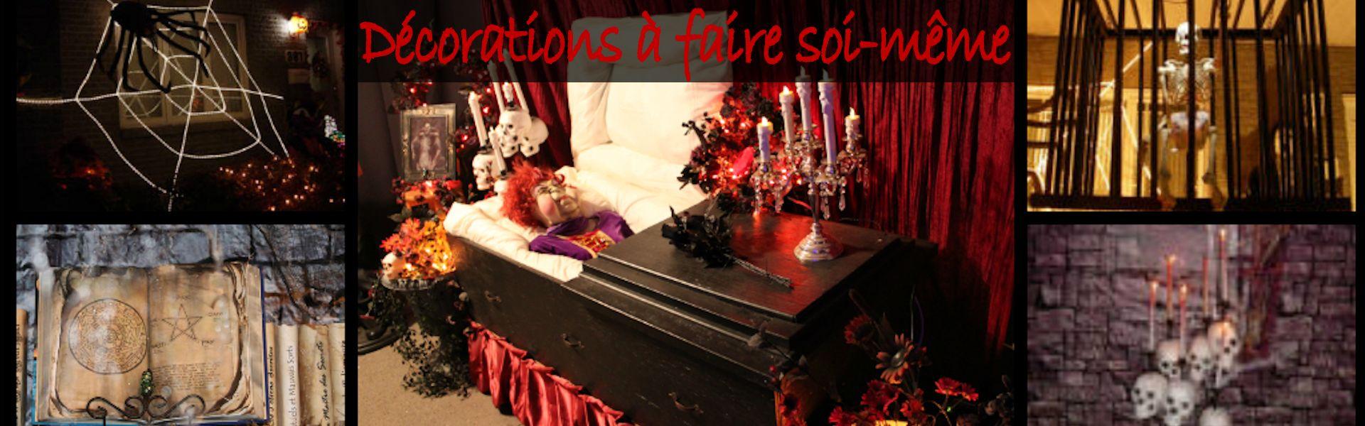 Halloween  Maison hante Secret Queen