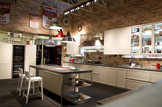 Cucina contemporanea Snaidero