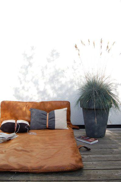 Arredamento da esterno di design tonon for Terrazza arredata