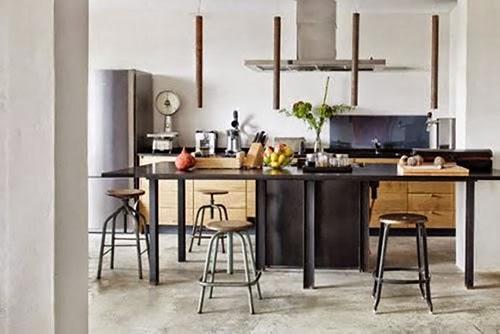 Come illuminare la cucina in mosse maisonlab