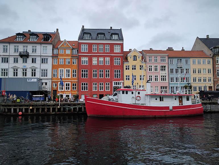 Copenhagen-Nyhavn