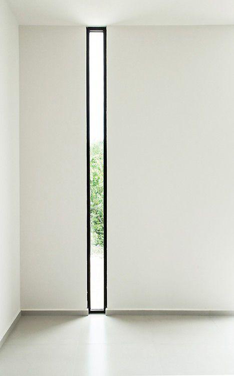 finestre minimaliste