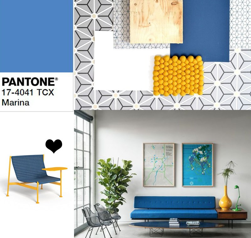 AZZURRO MARINA - PANTONE 16-0543