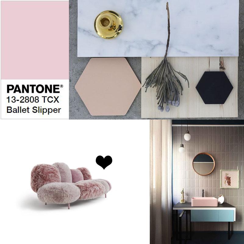 Rosa-PANTONE 13-2808