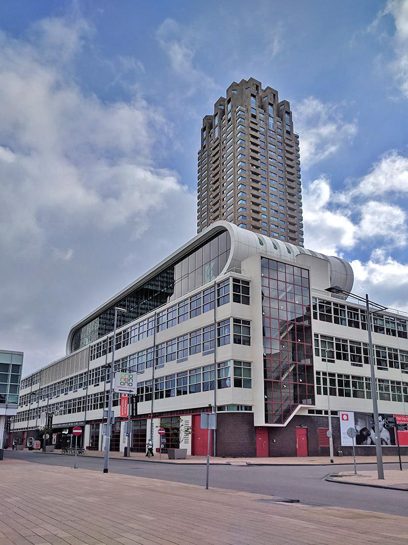 Las Palmas Rotterdam