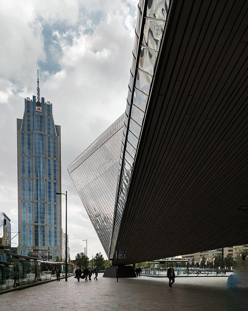 Stazione di Rotterdam Centrale