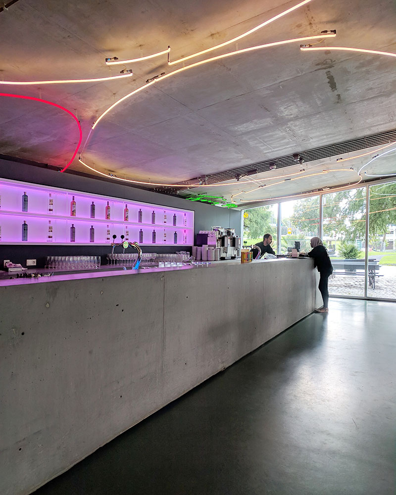 Kunsthal caffetteria