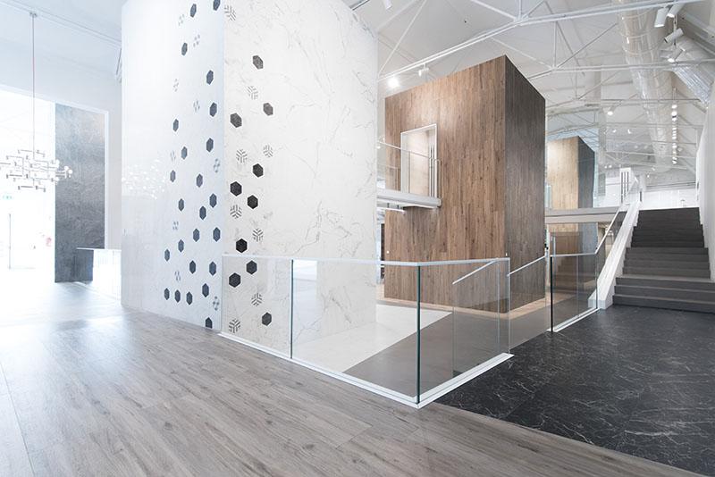 Visita presso showroom marazzi di sassuolo maisonlab - Piastrelle di sassuolo ...
