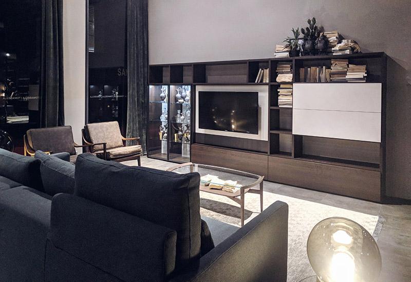 Mobile TV, 3 soluzioni di design e funzionali - MaisonLab