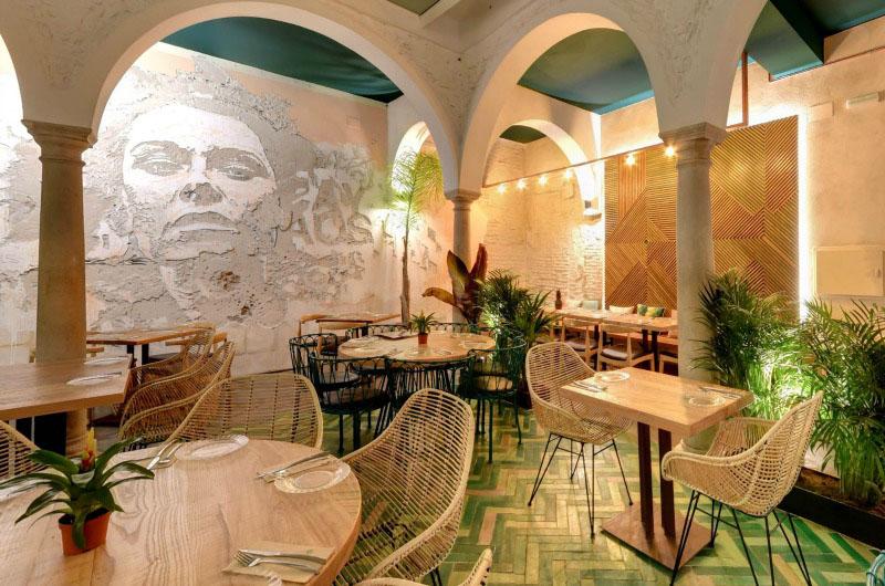Lobo López ristorante Siviglia