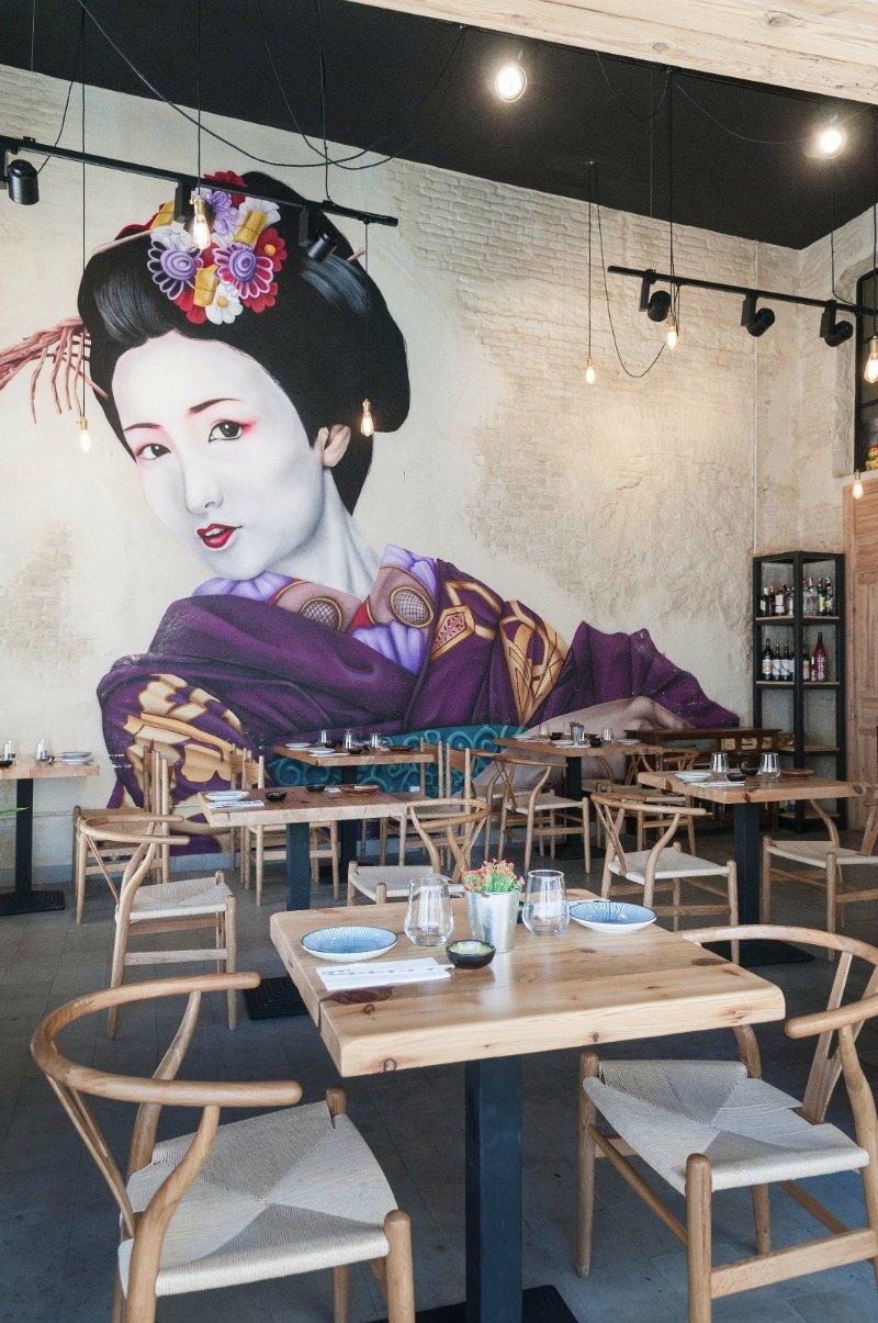 ristorante giapponese siviglia