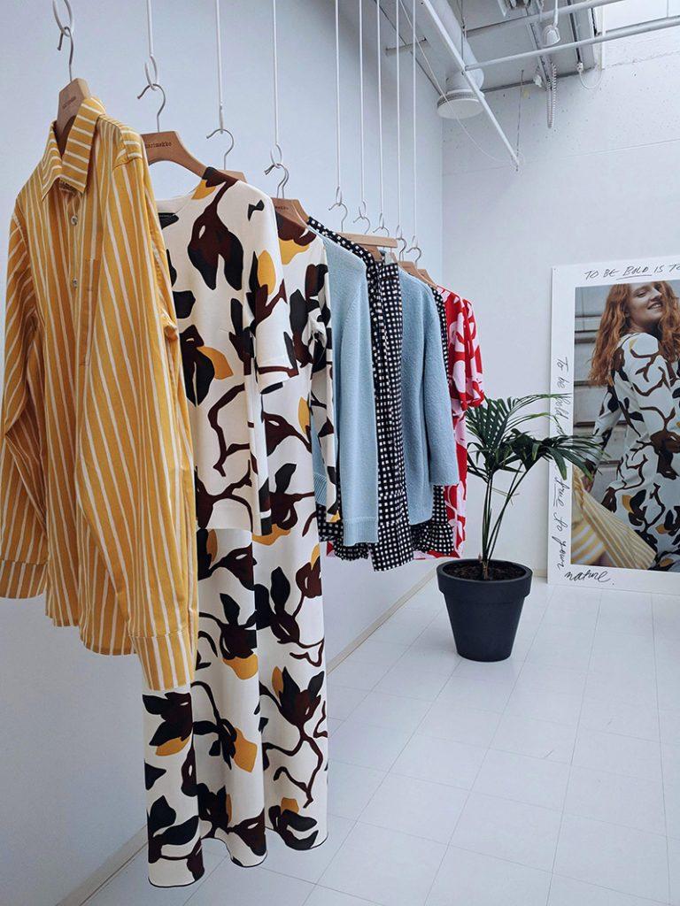 negozi di design ad Helsinki Marimekko