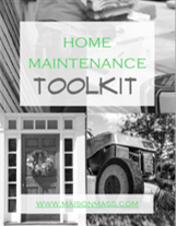 Home Maintenance Toolkit