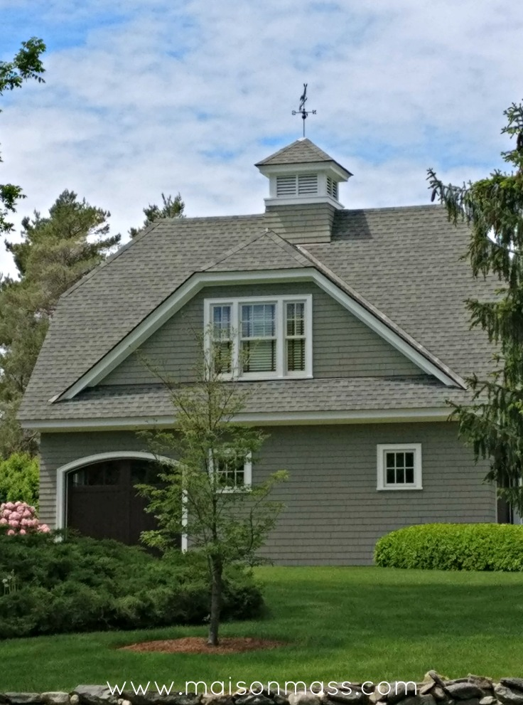 5 exterior accents that will add curb appeal to your home for Pictures of houses with cupolas