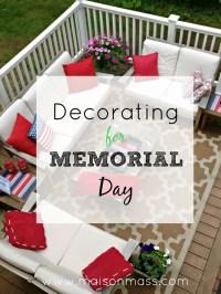 decorating ideas for memorial day - 28 images - patriotic ...