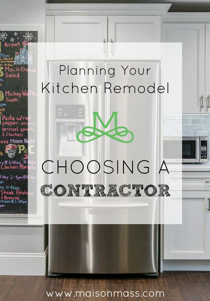Top 5 Things to Ask When Choosing a Contractor