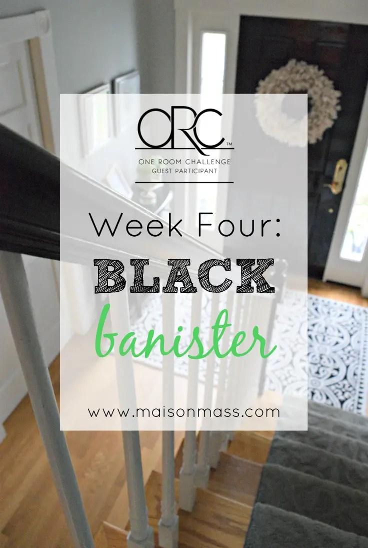 Black Banister: ORC Week 4