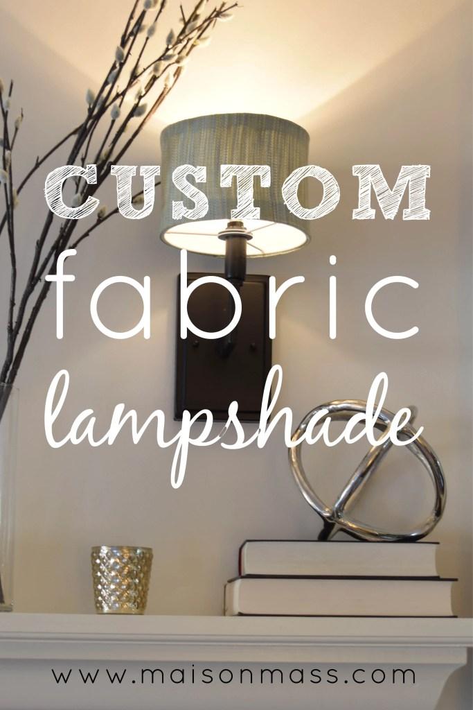 Custom Fabric Lampshades Feature
