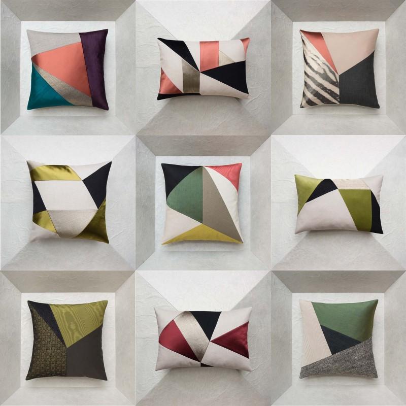 coussins decoratifs au design