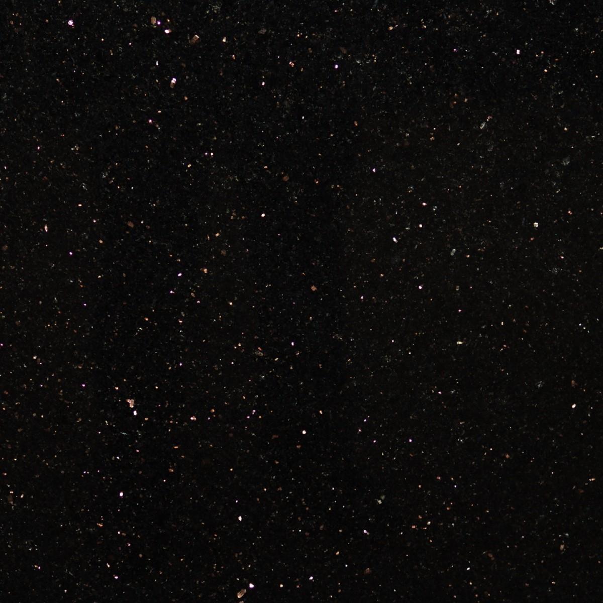 Black Star Galaxy Granite Tile 305 x 305mm  Maison