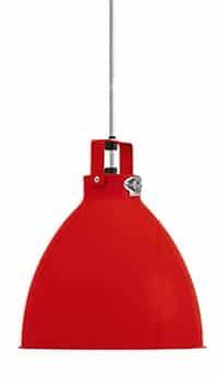 suspension rouge
