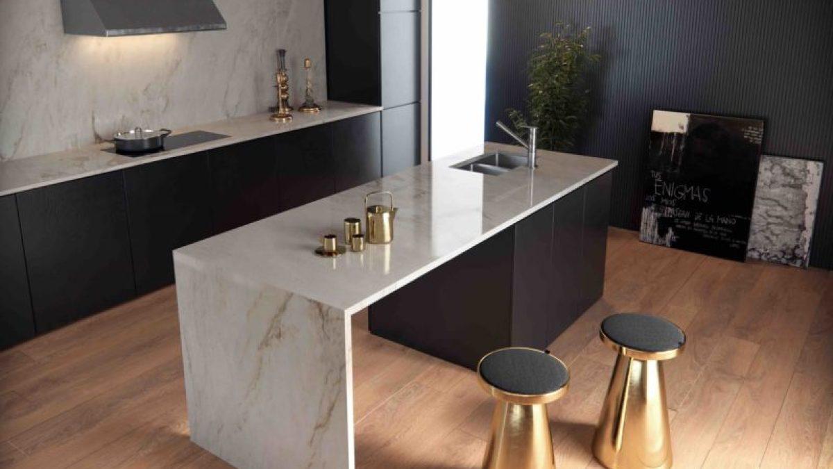 Deux nouveaux quartzites exotiques dans la gamme Sensa by Cosentino®