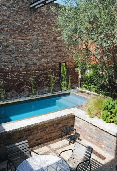 Mini-piscine