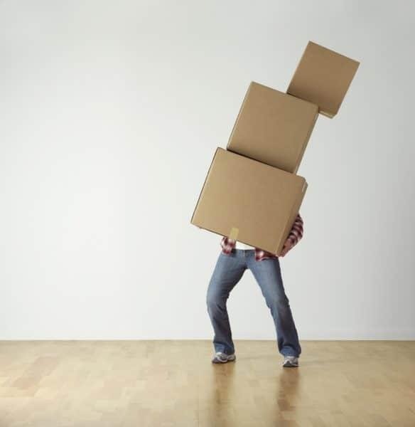 Le déménagement : l'envers du décor