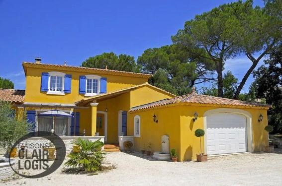 Nos maisons neuves maisons clair logis for Maison neuve herault