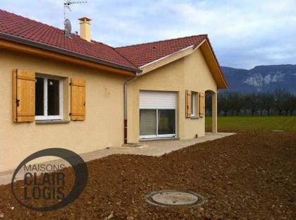 Maison neuve - construction en isère