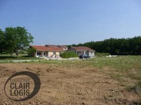 Terrain à bâtir - construction maison Isère