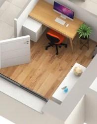 Plan maison 3D - maison individuelle Poitevine