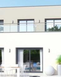 Maison individuelle Onyx - Grande baies vitrées